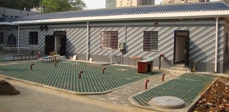 华中科技大学同济医学院附属梨园医院污水处理工程